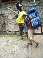 Machu Picchu - 08 - Porters