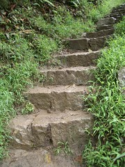 Machu Picchu - 10 - Steps