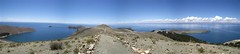 Isla del Sol - 12 - Trail pano