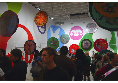 Ryan McGinness / instalationview