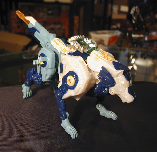 October 27, 2005 - Cybertron Snarl