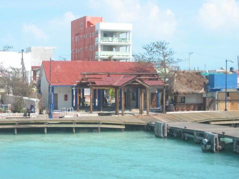 Isla Mujeres Dock 4