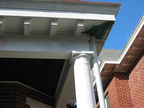 corner repair