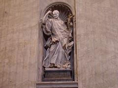 San Vicente de Paúl en el Vaticano