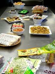 table o goodies