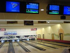 10 pin Bowling Alley at Edinburgh's Fountainbridge complex (2)