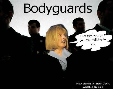 Hoot-bodygaurd
