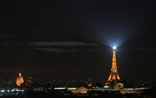 the Eiffel beam