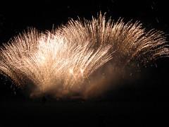 Edinburgh fireworks at Meadowbank Stadium (10)