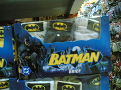 Now you can be Batman too, kiddies