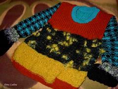 Camisola de tricot