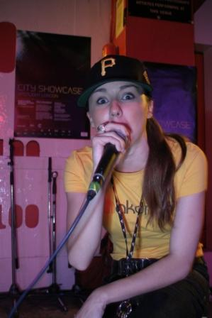 lady sovereign smoking