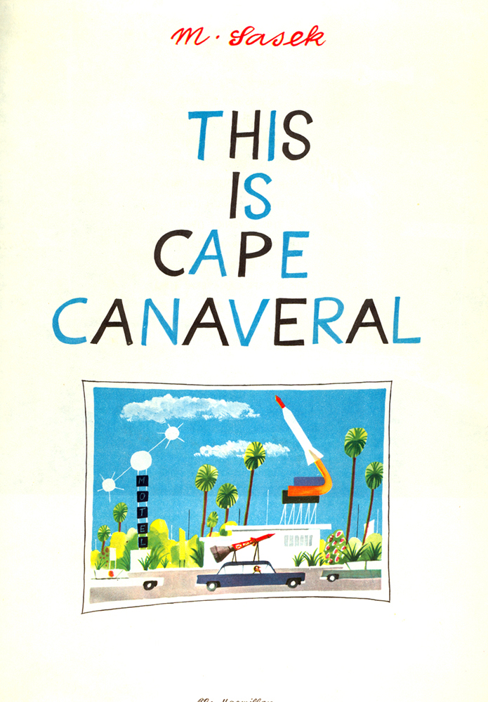 This is Cape Canaveral: title
