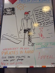 Pirates in Need