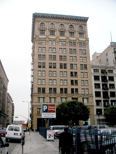 The Classic Architecture Of Downtown Los Angeles