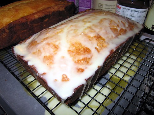 A Loaf of Vitamin C: The Barefoot Contessa's Orange Pound Cake