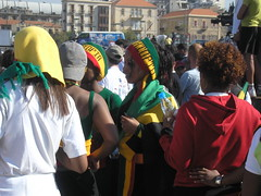 FANS FROM ETHIPIA