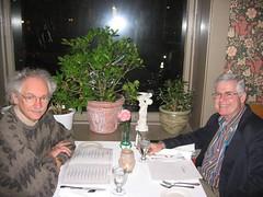 Joe Milicia & david Hartwell