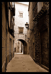 Calles de Barcelona photo by Fran Barrero (venus-photo)