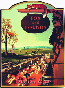 Fox-and-hounds