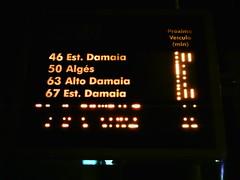 Avisador SAEIP avariado; Estrada de Benfica, 2005.10 © Zarolho