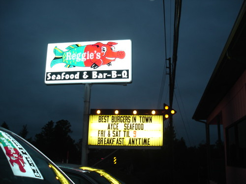 AYCE at Reggie's!