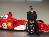 Gené, probador oficial de Ferrari