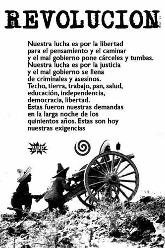 95 años de lucha revolucionaria, pero más de 500 años de resistencia