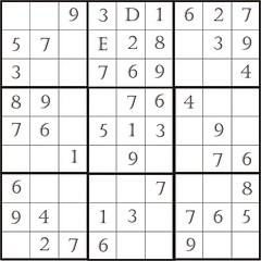 SuDoku技巧2