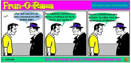 Frun-O-Rama #1