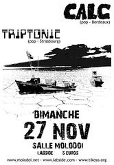 calc + triptonic @ molodoï, strasbourg, 2005-11-27
