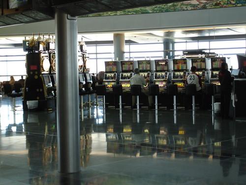 More slots at the airport!