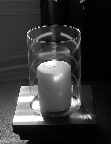 Candle and Sunlight II