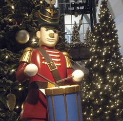 christmas soldier