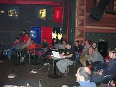 Blogs & Beers 2.0 topaketa Bilboko Kafe Antzokian