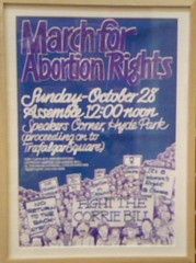 abortion rights march