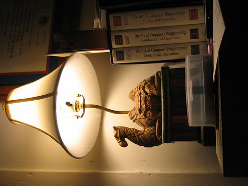 Camel Lamp