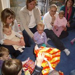 playing pass the parcel<br/>21 Jan 2006