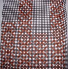 band pattern