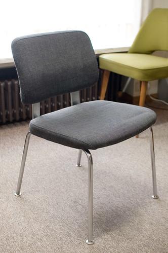 Nog een stoeltje