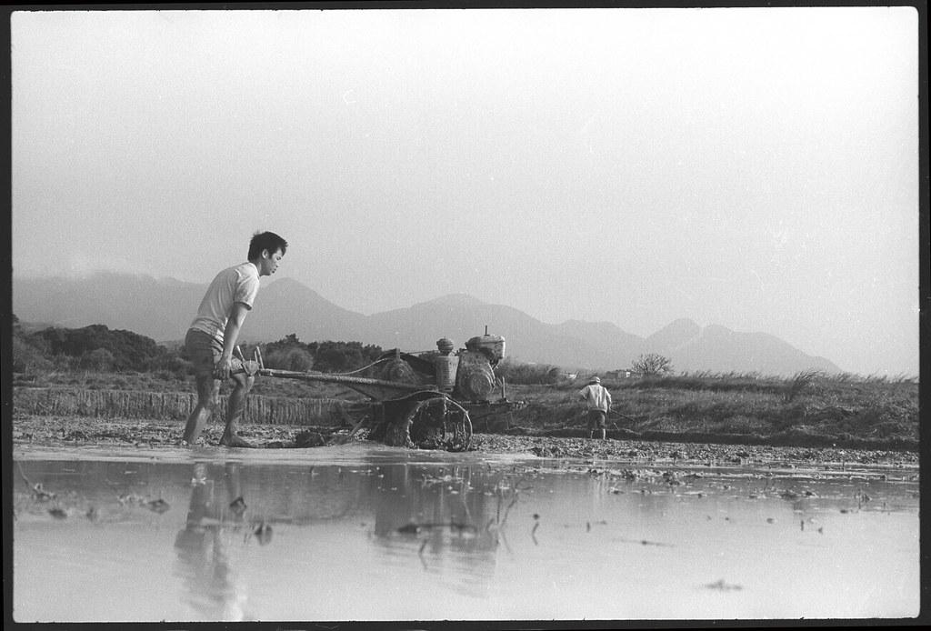 三芝March 1990