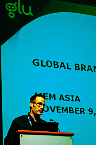 GLU: Global Branding