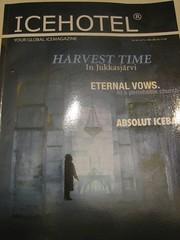 ice hotel magazine!