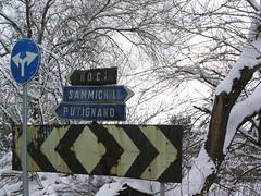 Putignano - Old Signs