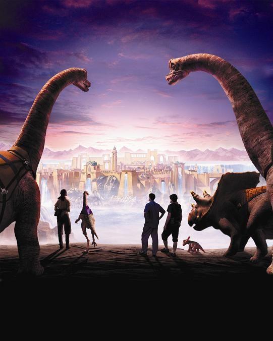 Dinotopia large sight