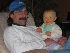 Leda and Daddy