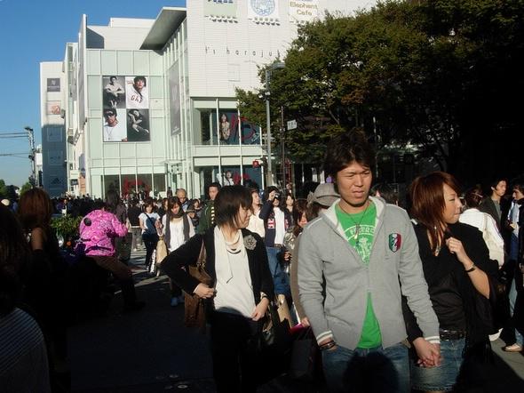 Tokio, Harajuku 6