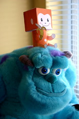 Flickr Monkey with Sully