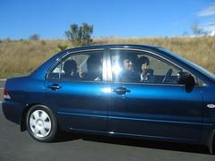 Dalam Perjalanan ke Canberra, Australia