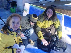 Crew from Austrian TV2